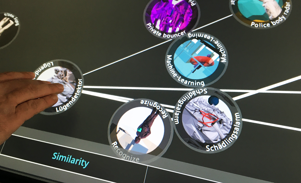 I2M Multitouch Table